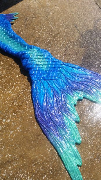 Silicone Mermaid Tail   Assorted CRAFTS   Silicone mermaid ...
