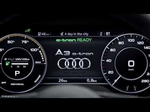 2017 Audi A3 Sportback e-tron Overview About Videos and Features           -            famous brands and products