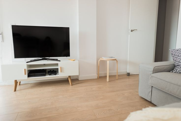 Scandinavian Style White TV Unit #Scandinavian #home #furniture  http://abreo.co.uk/living-room-furniture/modern-living-room-furniture/scandinavian-style-white-tv-unit