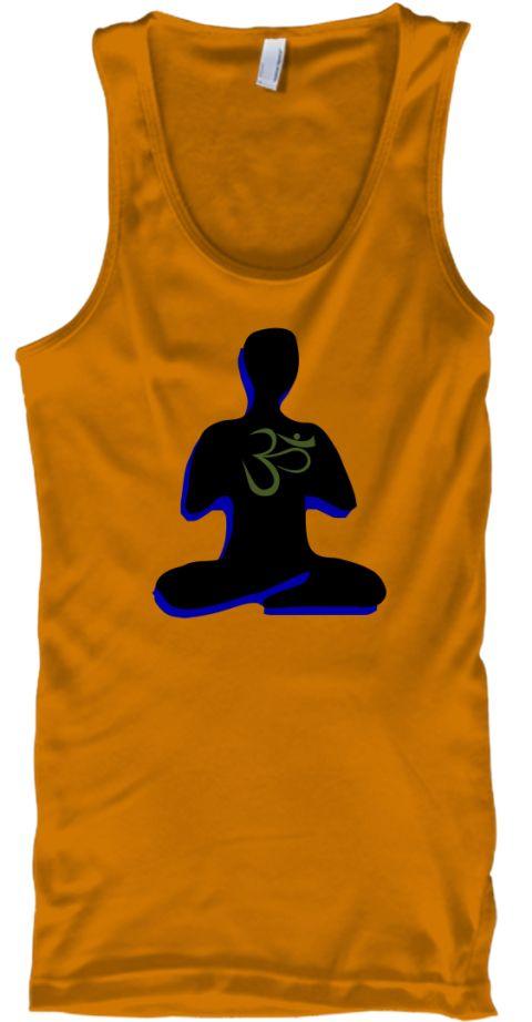 Om Yoga Men's T Shirt Tee Orange Tank Top yoga tshirt, yoga shirt, funny shirt, yoga t shirts . Great Christmas or birthday gift for yoga lover, teacher and instructor. namaste, breathe: inhale exhale, exercise, asana, meditation, pranayama                yoga shirt,yoga shirts for women,yoga shirt men,sexy yoga shirt,yoga tee shirts,men yoga shirt, yoga mens shirt,funny yoga shirts,yoga shirts for men,yoga shirt plus size,yoga shirts men,maternity yoga shirt.