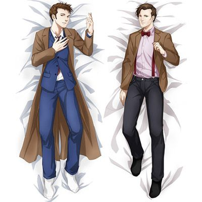 Doctor Who Body Pillowcase Seriously want in spite of the price