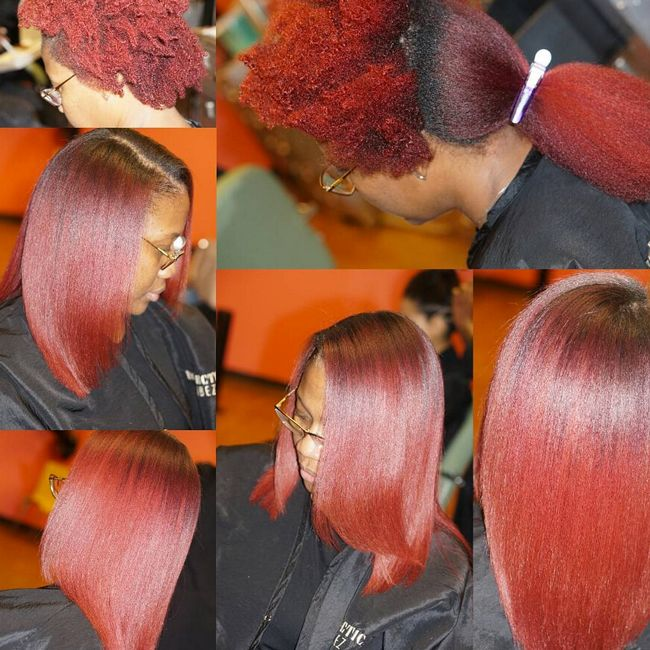 how to avoid heat damage on natural hair
