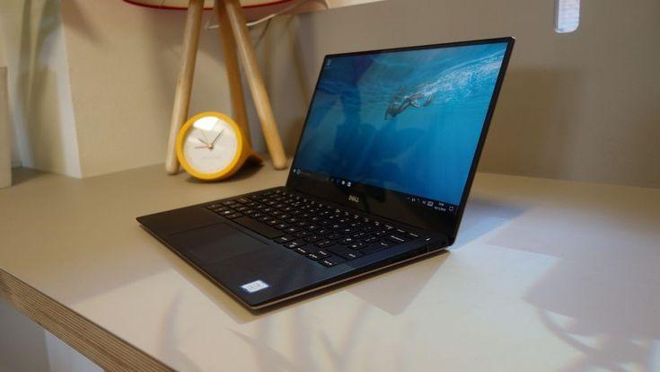 French Dell XPS 13 9350 (256GB, Core i5, 256GB SSD, 8GB), silver, warranty 2020 #Dell
