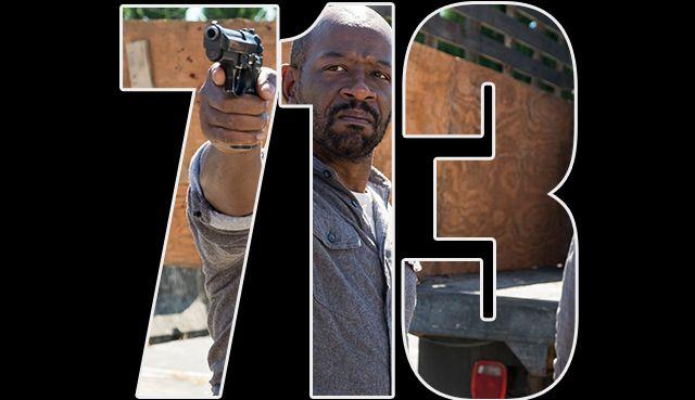 Morgan Jones (TWD Season 7/Episode 13)