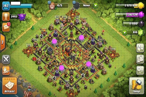 Accounts List Free Coc Acc Clash Of Clans Clash Of Clans Hack Clash Of Clans Cheat