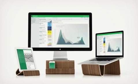Evernote Bent Plywood