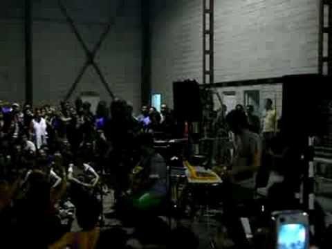 Bailar pegados [Sergio Dalma Cover] - Manos de Topo (Lolapop - Ponte Caldelas 2008)