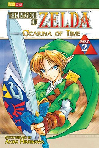 The Legend of Zelda: Ocarina of Time: Vol. 2 by Akira Himekawa