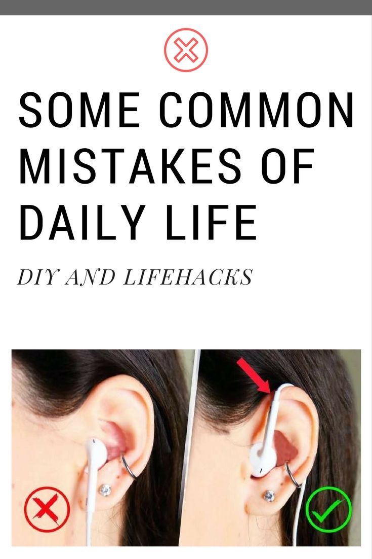 Some Common Mistakes We Make In Our Everyday Life