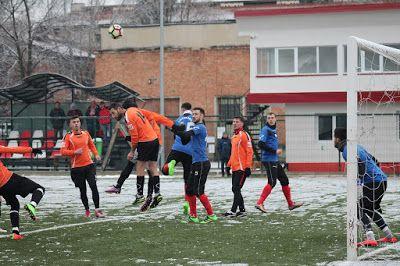 sportcampina: Amical. Sportul Câmpina - Tricolorul Breaza 2-5