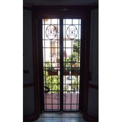 Wrought Iron Gate Door. Customize Realizations. 547