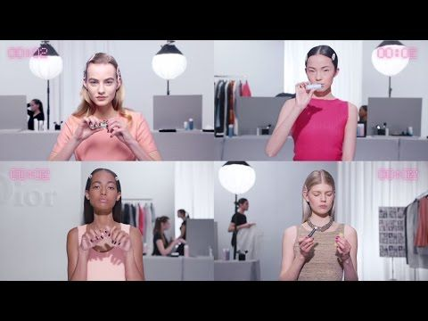 Dior Backstage Pros – Instant Beauty Solutions - YouTube
