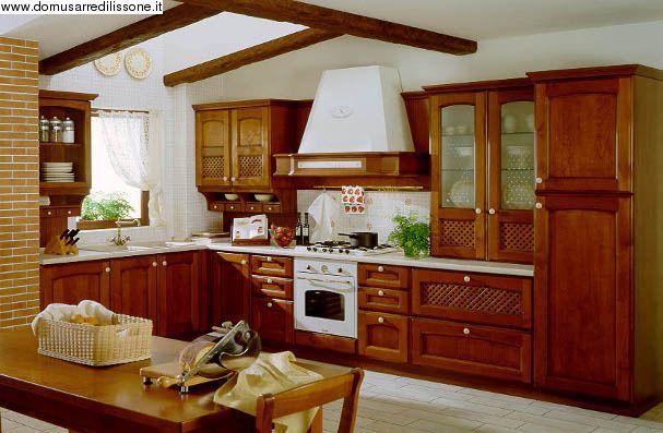 modello componibile Villa D'Este Veneta Cucine