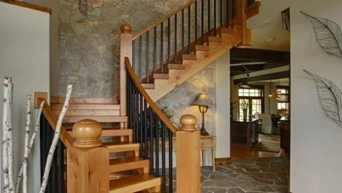Treppenhaus gestalten - 80 Ideen als Inspirationsquelle