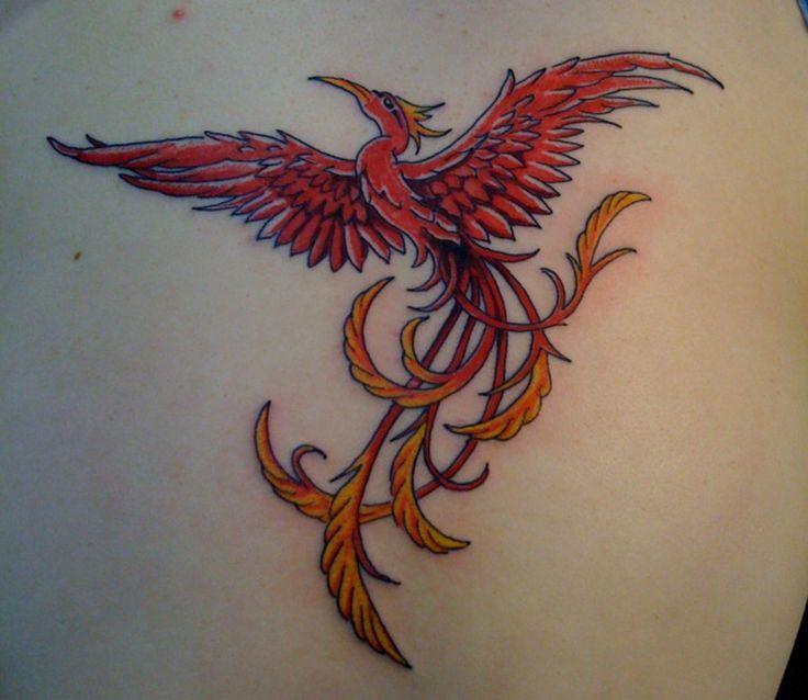 ... Phoenix Tattoo Girl on Pinterest | Phoenix tattoos Tribal phoenix