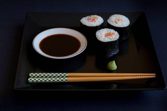 a sushi zsírt veszít