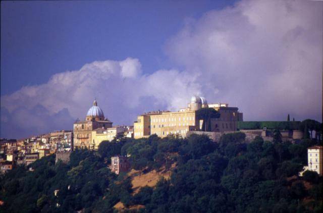 Tour of Castel Gandolfo