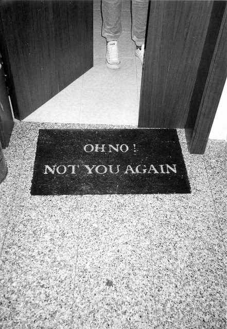 I need this doormat - SB