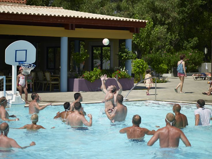 In all of Esperia Group's Resorts a number of swimming pools and pool games are waiting for endless hours of water fun.
