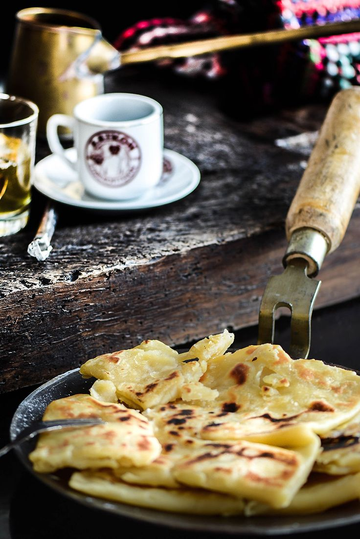 Kattimerka is a tradition in Cyprus that is passed down from generation to generation. Simpler? Crepes traditionally with olive oil and sugar, served either plain or with honey and cinnamon.