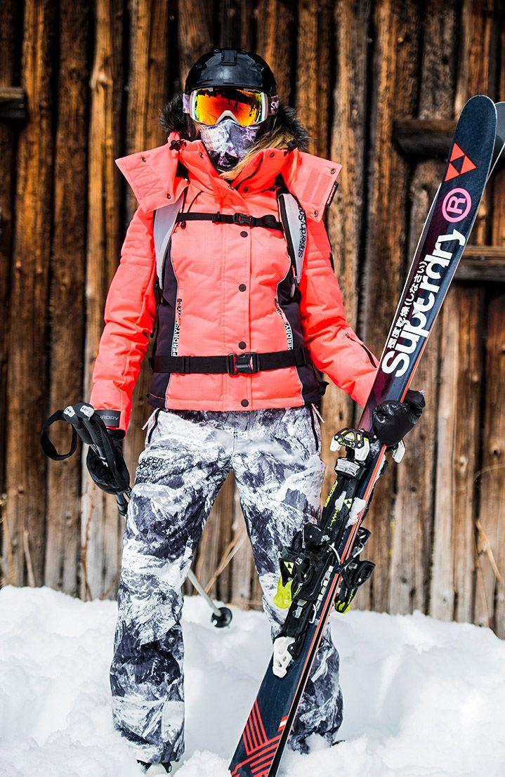 Womens Snow Amp Ski Jackets Ski Wear Accessories Amp Coats