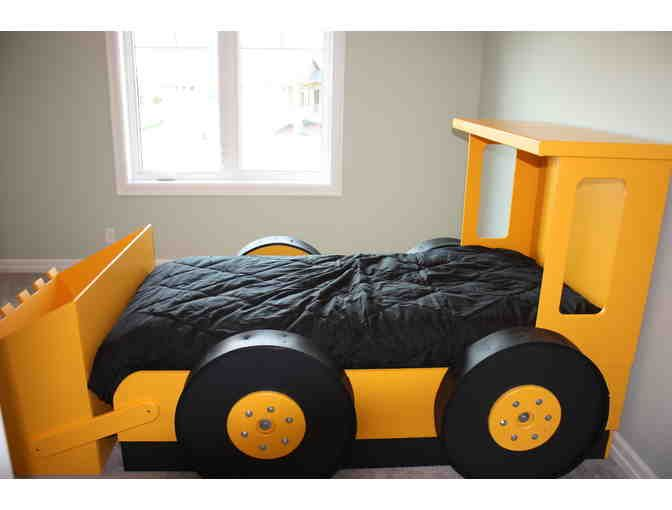 Landmark Performance Homes Bed 1 Bulldozer Kid Beds