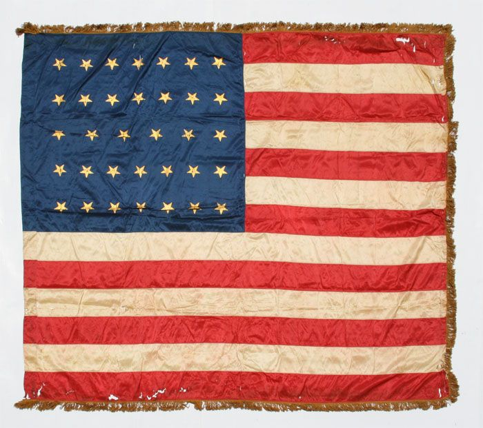 Union Flag- American Civil War - ancestors fought for New York, Pennsylvania, and Ohio