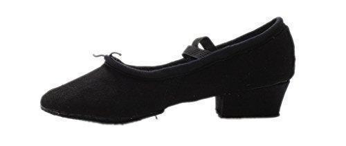 Oferta: 12.94€ Dto: -30%. Comprar Ofertas de V-SOL Zapatos de Baile para Mujeres y Niñas (37, Negro) barato. ¡Mira las ofertas!