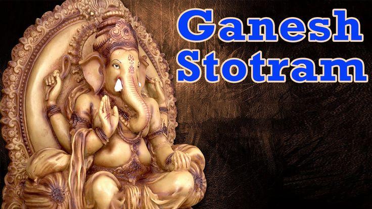 Sankat Naashnam Ganesh Stotram   Ganesh Chaturthi