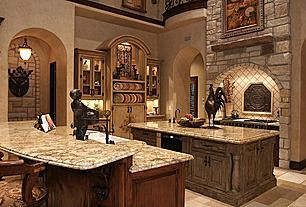 kitchens with tiles best 25 mediterranean homes plans ideas on 3577