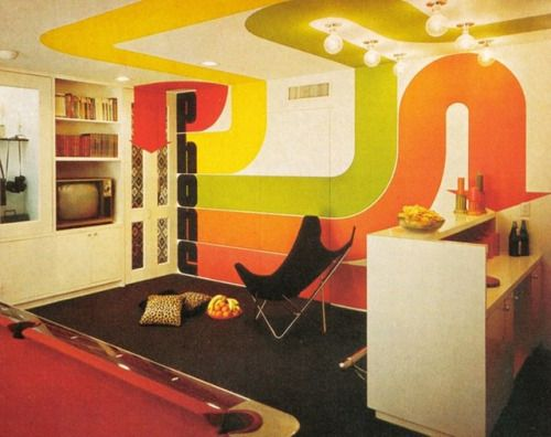 79 Curated 70s Interior Design Ideas By Zhinem 1970s