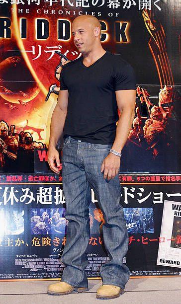 ヴィン・ディーゼル の写真・画像[ID:51128236]『JPN: Vin Diesel Attends Press Conference For 'The Chronicles of Riddick' In Tokyo』| 壁紙.com