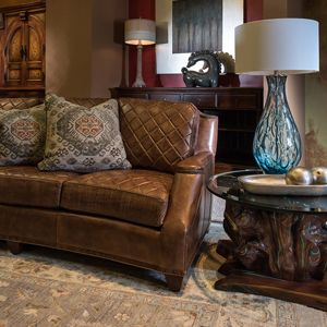 Living Room Furniture | Rustic furniture store in Houston and Dallas. The best store for custom built western living room furniture.