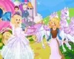 Em Cinderela A Princesa, Cinderela sempre teve uma vida muito difícil, tendo uma madrasta má e suas meias irmã malvada. Hoje é o grande dia que Cinderela terá a oportunidade com sua ajuda de ir ao baile. Ajude Cinderela ter um dia de princesa e conhecer o Príncipe Encantado. Divirta-se com Cinderela!