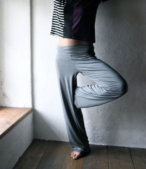 Yoga Pants, Sweat pants, Palazzo pants, Lounge pants, Maternity clothes, Long pants, Pajamas, Stretch pants, Mens pants, Wide leg pants on Etsy, $75.71