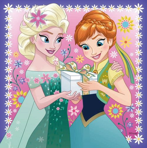 frozen pictures of elsa and anna | Elsa and Anna - Frozen Photo (38261492) - Fanpop