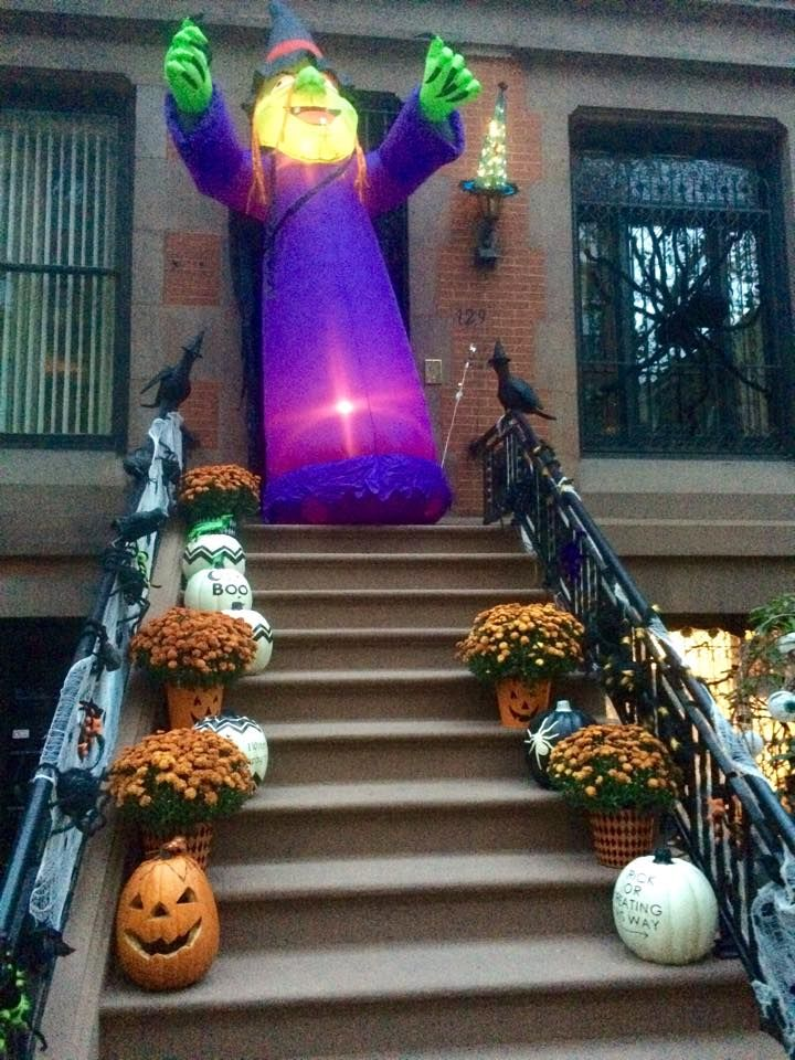 Halloween on the Upper East Side Upper east side