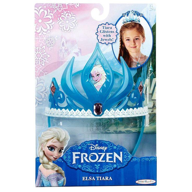 "Disney Frozen Tiara - Elsa | Toys""R""Us Australia, Official Site - Toys, Games, Outdoor Fun, Baby Products & More"