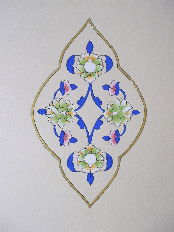 islamic floral patterns - Google Search