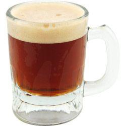 Beer sample mugs