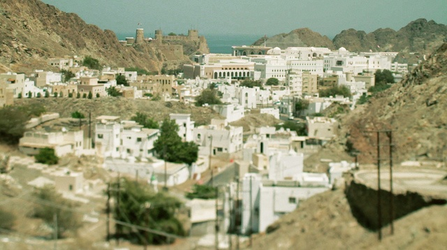 Muscat by Oman Tourism, via Flickr
