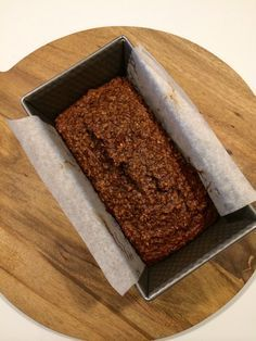 In de basis is deze healthy chocolade ontbijtcake hetzelfde maar je kunt er zoveel lekkere variaties op verzinnen.