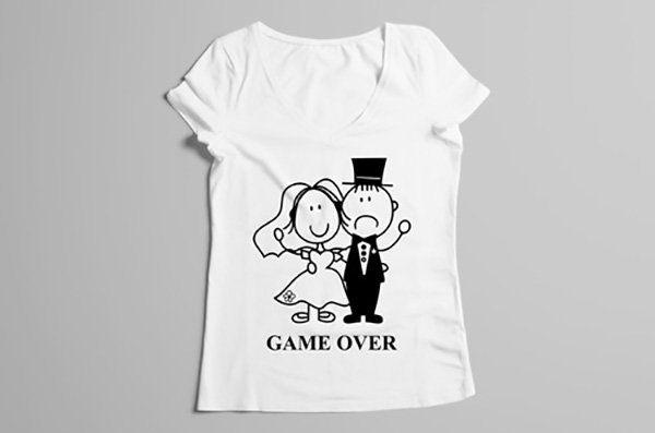 magliette addio al nubilato