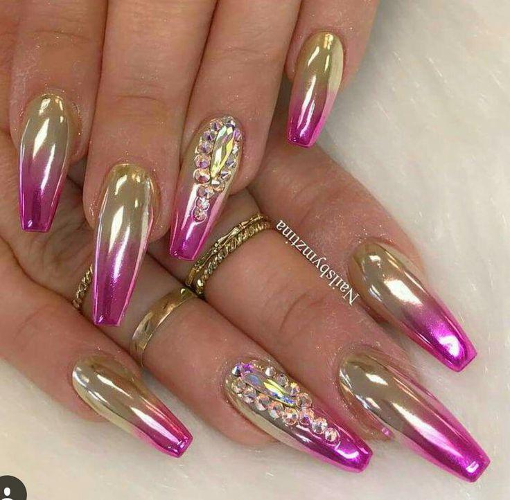 Mejores 3493 imágenes de Nail Designs en Pinterest   Diseños de uñas ...