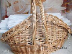Поделка изделие Декупаж Плетение Лирическое настроение Бумага газетная Салфетки Трубочки бумажные фото 11