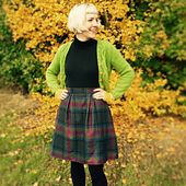 Ravelry: Gabberdashery's Marion Cardigan