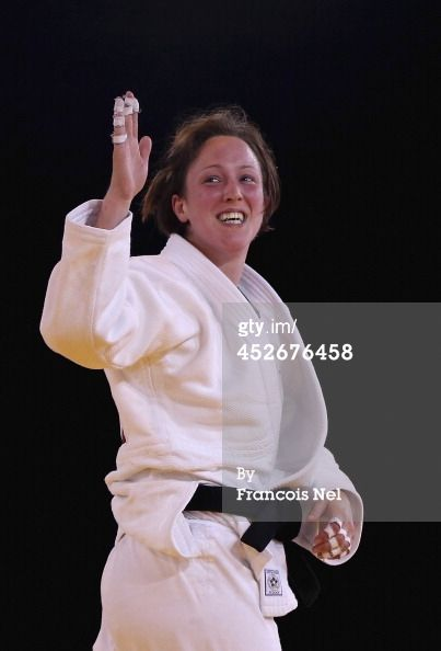 Faith PITMAN [Bronze], [Women's -63kg] England