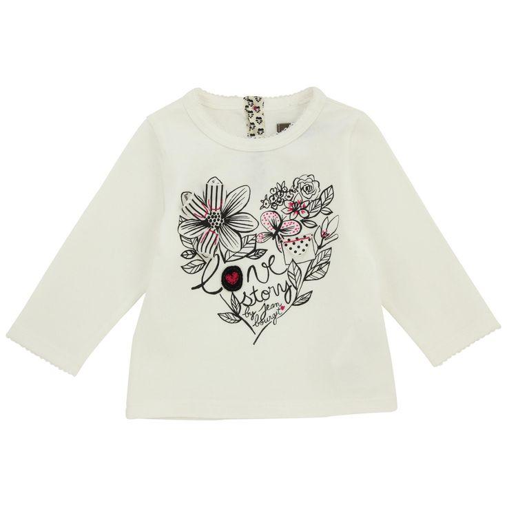 Jean Bourget TIny Girl T shirt (Edition Limitée)