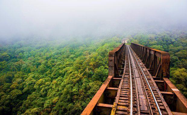 Brasil de trem - matéria da revista Viagem e Turismo - edição 228 - novembro 2014