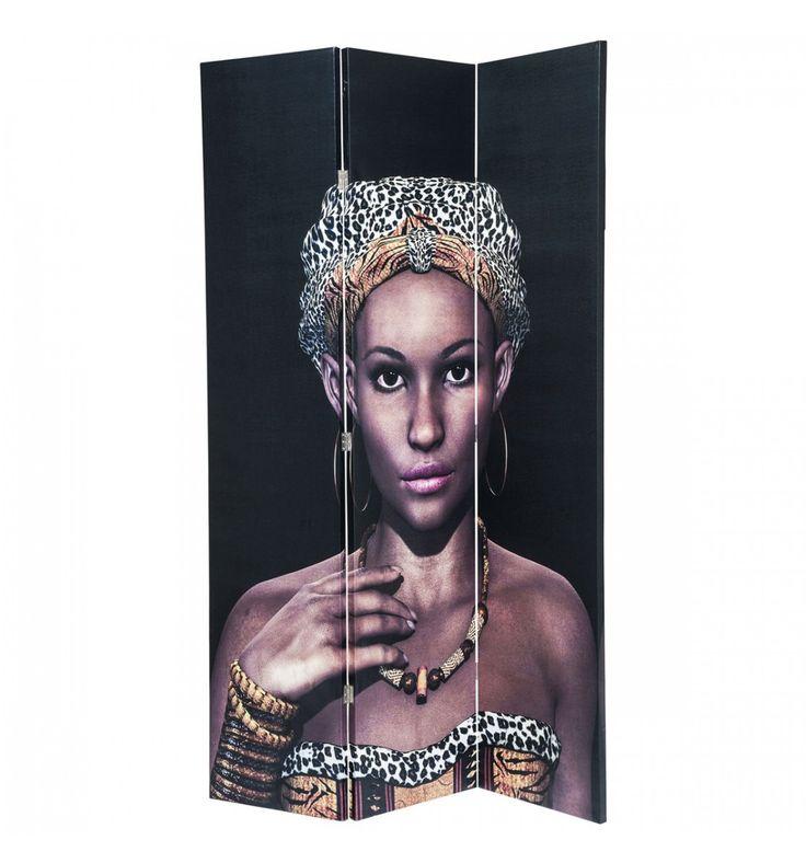 Paravento African Queen Kare Design